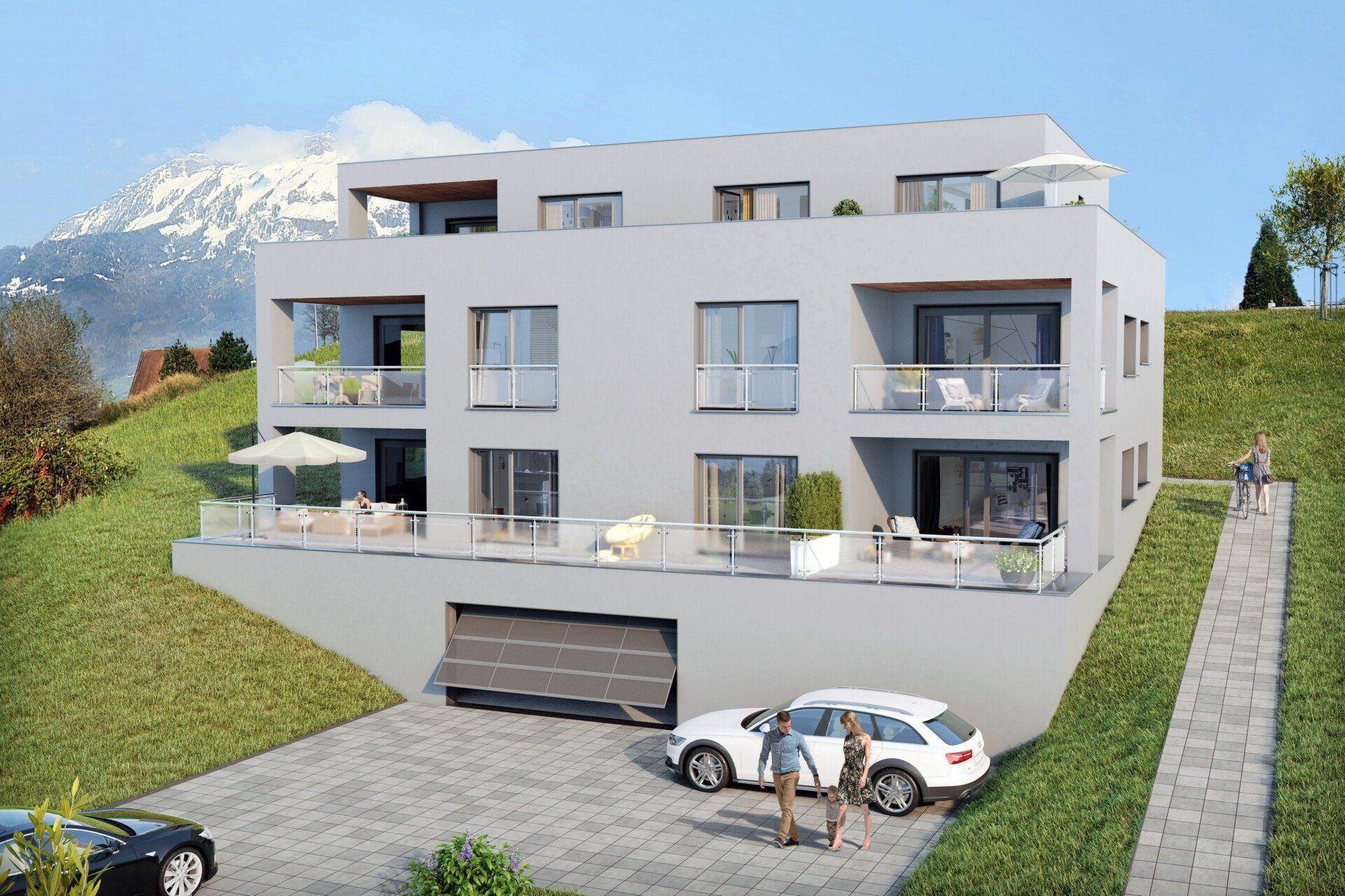 Read more about the article 4.5-Zimmer-Neubauwohnung im Erdgeschoss