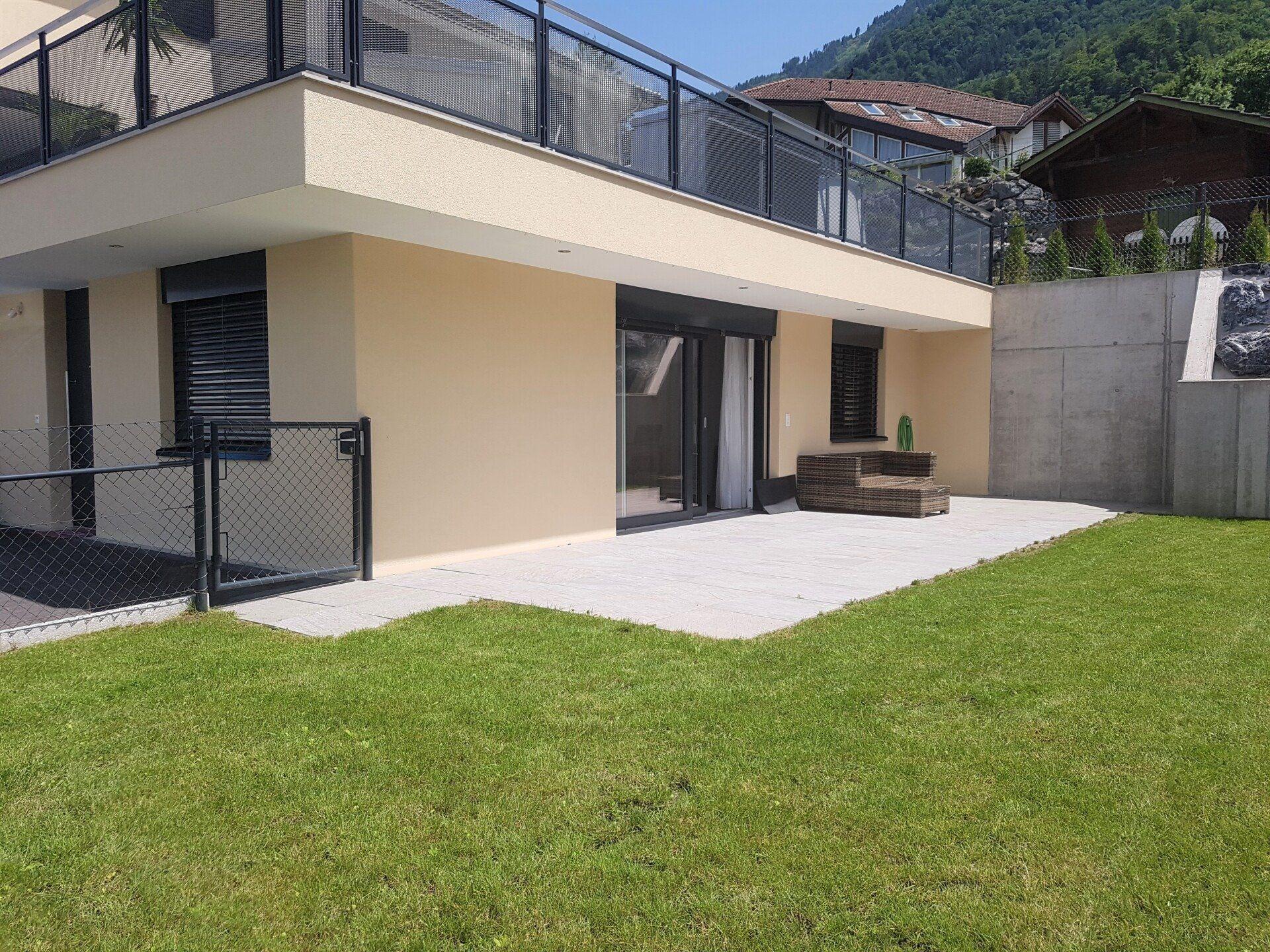 Read more about the article moderne 3.5-Zimmer-Erdgeschosswohnung